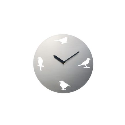 Milkcan-1058-4-birds-round-clock-stainless-steel-main-800px