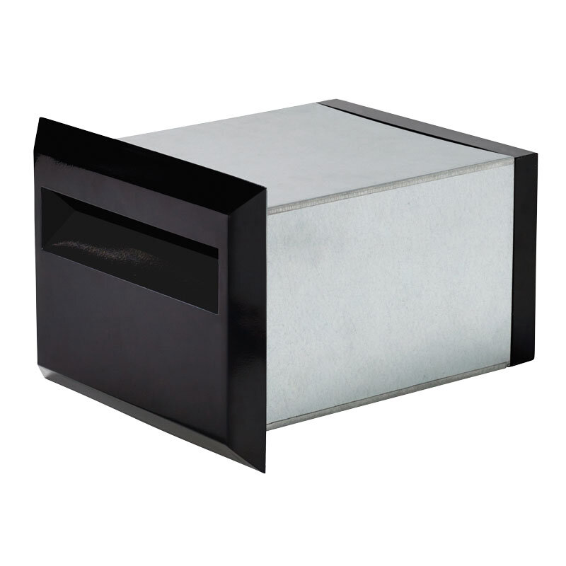 Milkcan-194-Milano-Black-letterbox-steel-mailbox-front2-800px