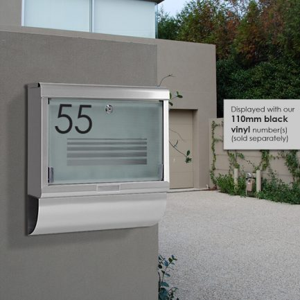 Milkcan-856GLA-Stamford-stainless-glass-wall-letterbox-hs-800px