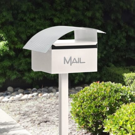 Milkcan-065-Wave-box-post-letterbox-galvanised-steel-freestanding-cream-hs-800px
