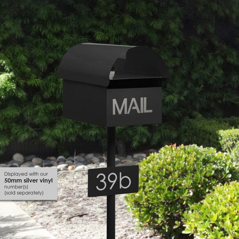 Milkcan-825-Urban-freestanding-box-post-letterbox-black-hs-800px