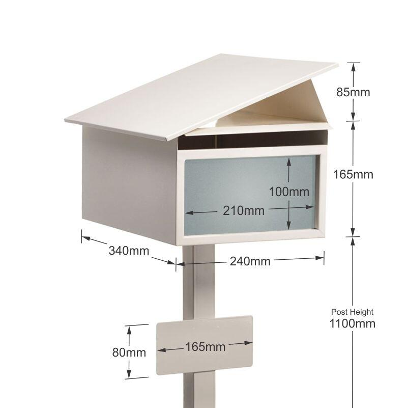Milkcan-885-Flair-freestanding-box-post-letterbox-cream-dims-800px