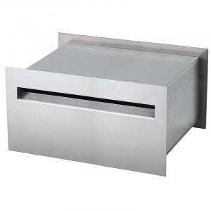 Milkcan-1821STS-Palazzo-letterbox-A4-stainless-steel-brick-mailbox-front-800px