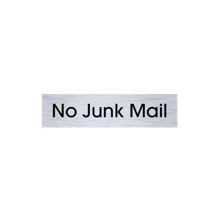 Milkcan-no-junk-mail-black-vinyl-aluminium-sign-main-800px