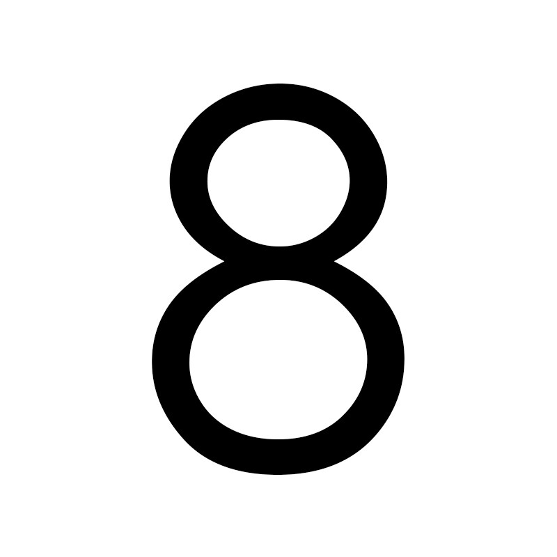 MIlkcan-150mm-black-vinyl-numeral-number-main-800px