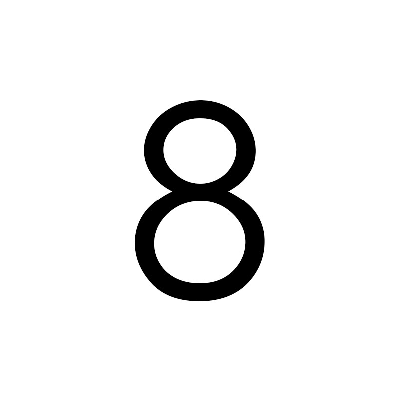 Milkcan-85mm-black-vinyl-numeral-number-main-800px