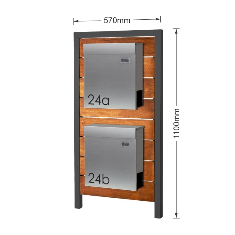 Milkcan-400-857-bristol-timber-panel-letterbox-stainless-x2-dims-800px