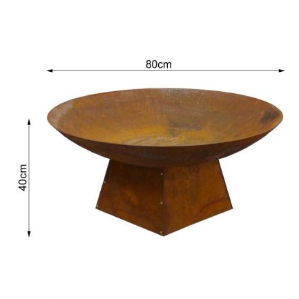 Milkcan-Marrakesh-80-1SR-Fire-pits-outdoor-rust-steel-planter-bowl-dims-800px