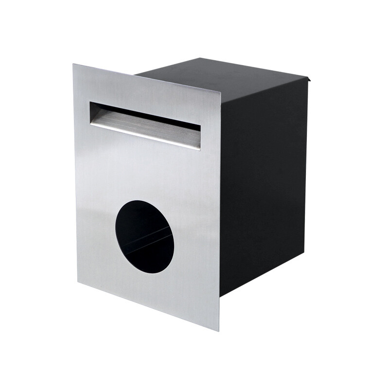 Soho: Stainless 304 Front | Choice of Back Box Colour-11622