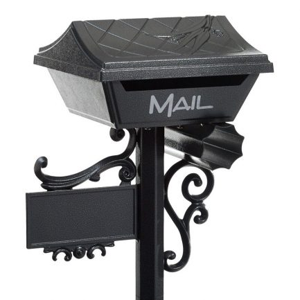 Milkcan-855-Wattle-freestanding-box-post-letterbox-mail-stone-main-800px
