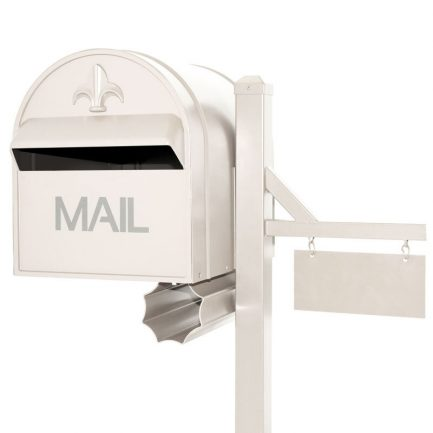 Milkcan-865-Aussie-side-freestanding-box-post-letterbox-cream-main-800px