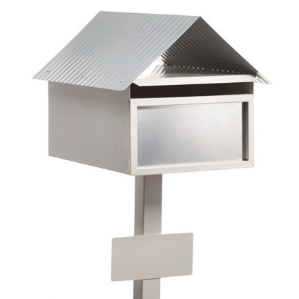 Milkcan-875-Avalon-freestanding-box-post-letterbox-cream-main-800px