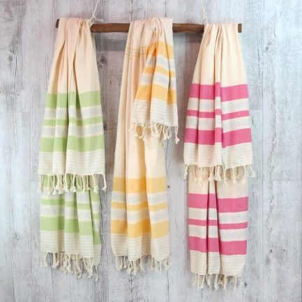 Milkcan-shelly-turkish-towel-green-yellow-pink-range-800px