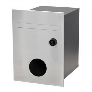 Milkcan-743-F1-B1-Monza-fence-parcel-letterbox-stainless-charcoal-main-800px