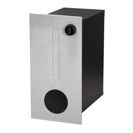 Milkcan-746-F1-B1-Amalfi-fence-parcel-letterbox-stainless-black-main-800px