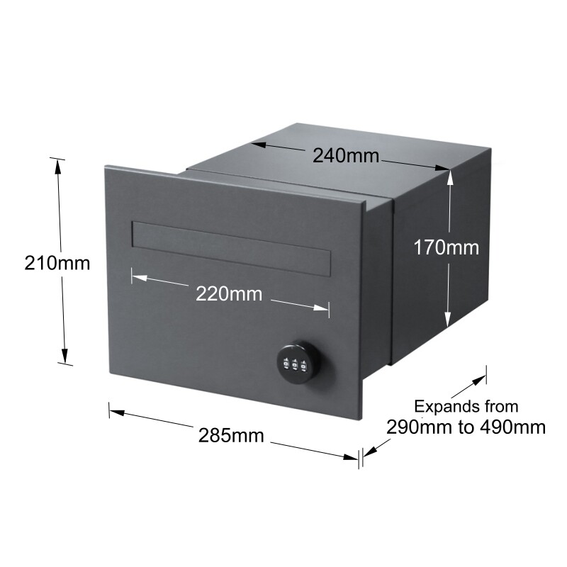 763F1CH-B3CH-torino-brick-parcel-letterbox-combo-charcoal-dims-800px
