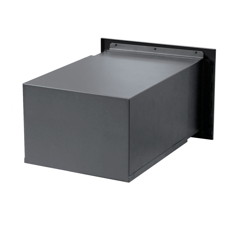 763F2SS-B3CH-torino-brick-parcel-letterbox-keylock-stainless-charcoal-back-800px