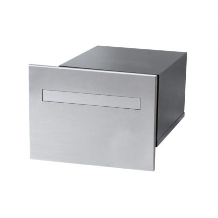 Milkcan-763F3SS-B1-torino-brick-letterbox-stainless-charcoal-front1-800px