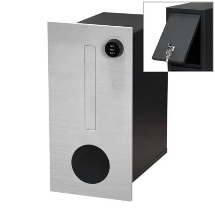 Milkcan-746-F1-B1-Amalfi-fence-parcel-letterbox-stainless-black-main2-800px