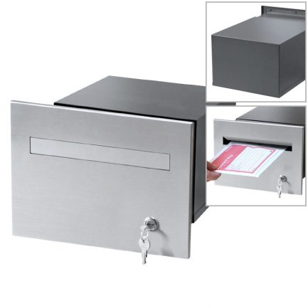 763F2SS-B3CH-torino-brick-parcel-letterbox-keylock-stainless-charcoal-main3-800px