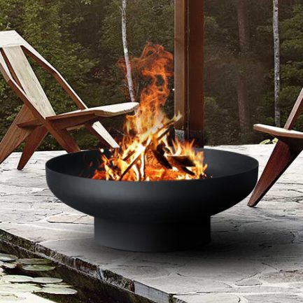 Milkcan-Phoenix-80-Black-Fire-pits-outdoor-steel-planter-bowl-main-500px