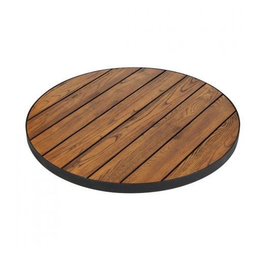 Milkcan Fire Pit Timber Cover 80cm